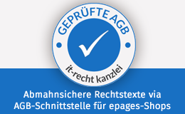 IT-Recht Kanzlei München – legal text service Logo