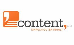 content.de Logo