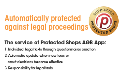 Protected Shops AGB App Logo