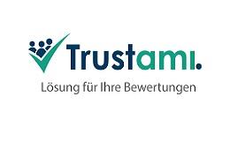 Trustami - Ein Siegel für alle Kundenbewertungen Logo
